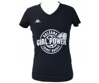 T-shirt Femme Girl Power