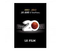 DVD 20 ans d'émotions le film