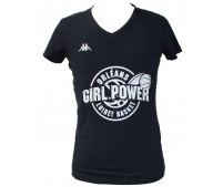 T-shirt Femme Girl Power